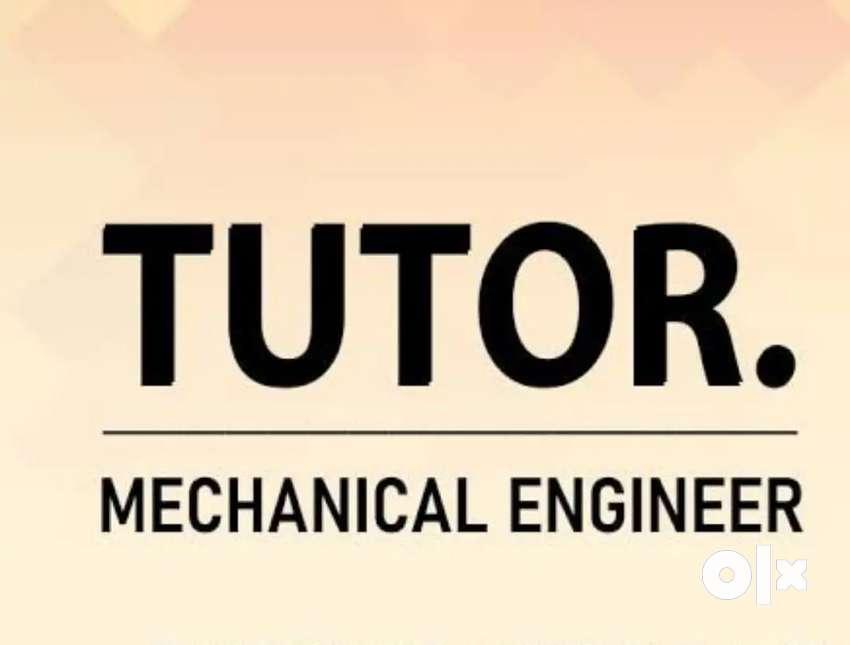 Tutor for Mechanical engineering