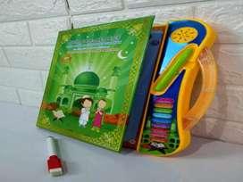 PROMO - Mainan Edukasi E-book Muslim 3 Bahasa -