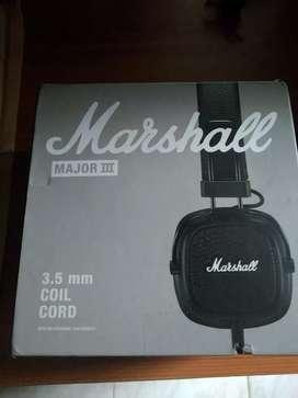 Marshall major 3 headphones