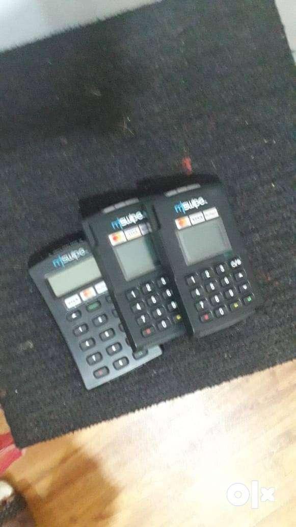 //!!mobile credit /debit card swiping machine*^& 0