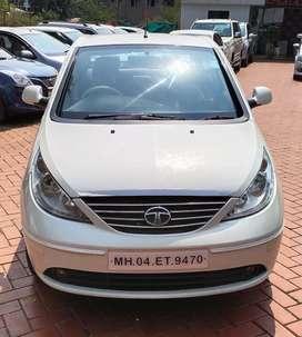 Tata Manza Aura (ABS) Quadrajet BS IV, 2011, Diesel