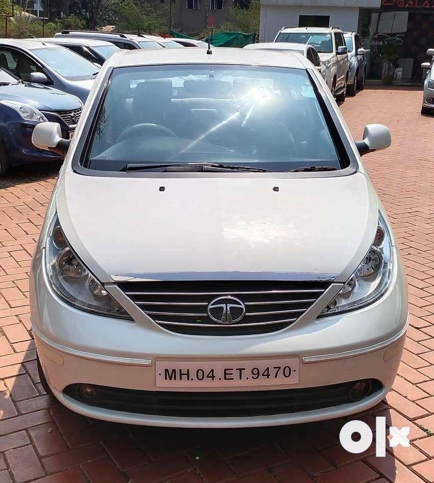 Tata Manza Aura (ABS) Quadrajet BS IV, 2011, Diesel 0
