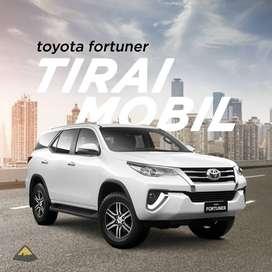 Tirai Mobil Toyota Fortuner Eksklusif Gorden Elegant Sun Shield