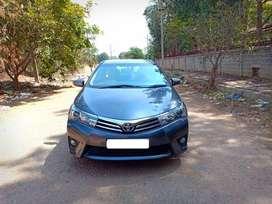 Toyota Corolla Altis 1.8 GL, 2014, Petrol