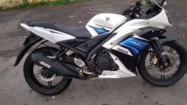 Yamaha R15 exchange offer available