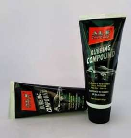 Paket penghilang baret Compound Rubbing , alf car care 1+amplas 2000