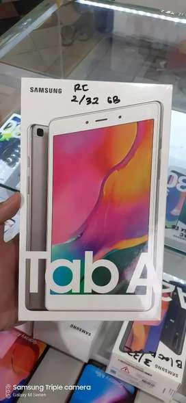 Tab A8 2019 32GB resmi sein 1thn