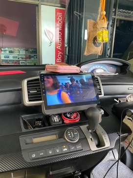 Terpasang Head Unit Android 10.1 inchi by DHD
