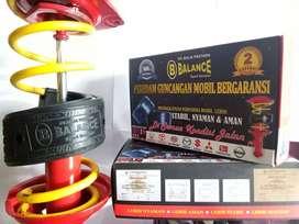 Peredam Balance Sport Damper Kurangi Benturan & Buat LEBIH STABIL