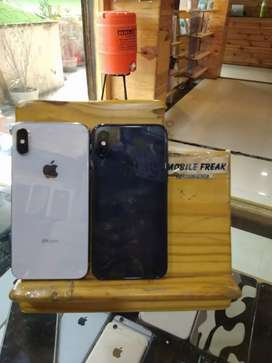 IPhone X 256gb white and black