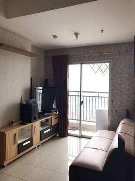 Disewakan Apartemen Cosmo Terrace 2 Bedroom Full Furnished