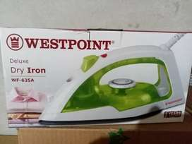 West point dry iron