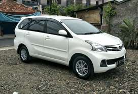 Daihatsu Xenia 1.3 R Dlx Plus MT Th 2012 Putih Istimewa Skli Spt Baru