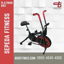 Platinum bike total gym Murah sepeda terapi