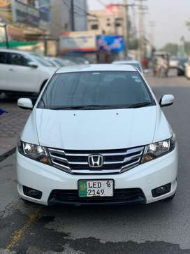 Honda City Aspire 1.3 Prosmetic