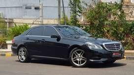 Mercedes Benz W212 E200 CGI Facelift 2014 PERFECT