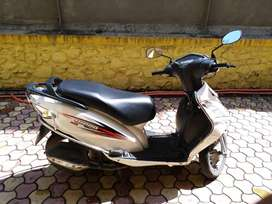 TVS Wego 2014 model for Sale.It is a well maintained two-wheeler that