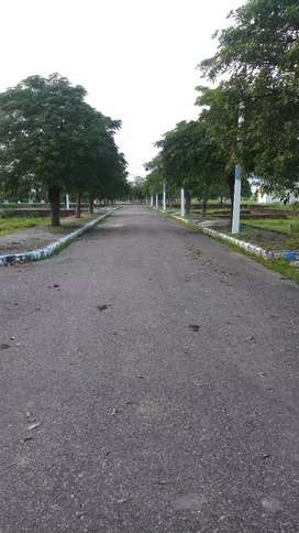 Pudas plot available near 66 ft road, wide roads, water supply sewage