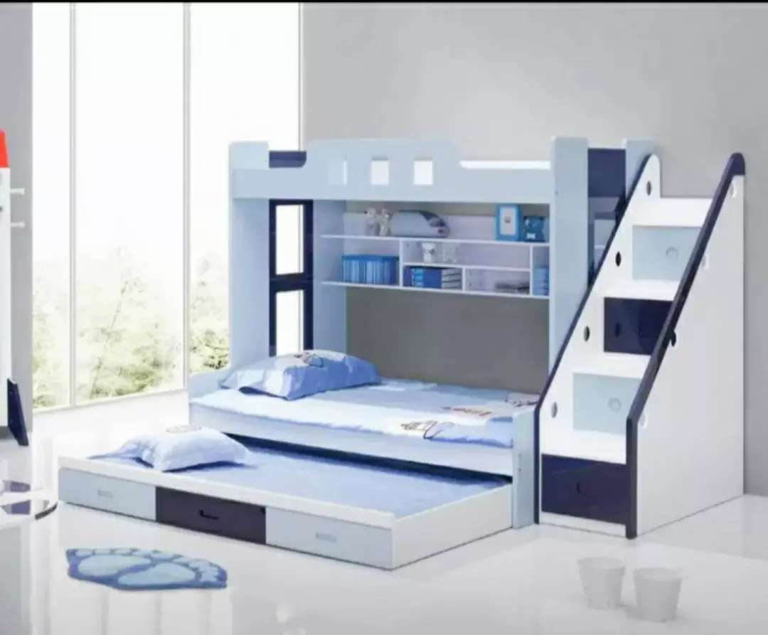 NK Kids furniture tripple beds