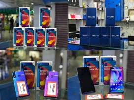 TECNO SPARK 4 & CAMON i12 AIR 12+1 YEAR BRAND WARRANTY READ ADD