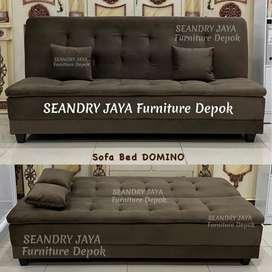 SEANDRY JAYA Furniture Depok/Sofa bed minimalis/kekinian/promo murah L