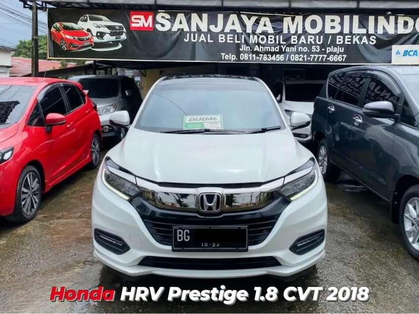 Honda HRV Prestige 1.8 CVT 2018 / 2019 #CRV Turbo #Pajero #Fortuner 0