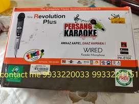 Persang  karaoke including 6438 songs