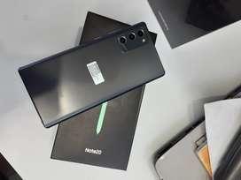 Samsung galaxy Note 20 resmi SEIN
