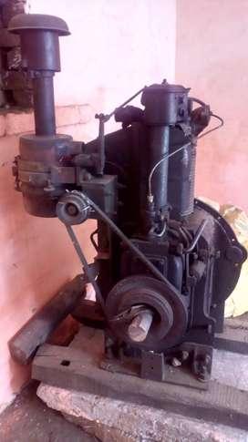 Eicher Engine and panni ka pankha