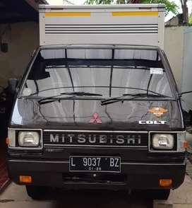 Mitsubishi L300 Full Box alm 2005 plat L coklat km90rb ors cat istw