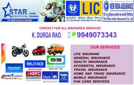Health and Motor Insurance