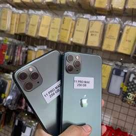 Iphone 11 promax 256Gb bergaransi