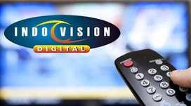 Pemasangan Parabola Indovision