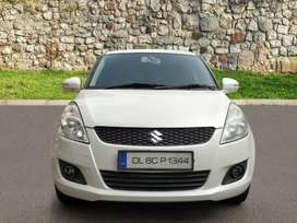 Maruti Suzuki Swift ZDI AMT, 2014, Diesel