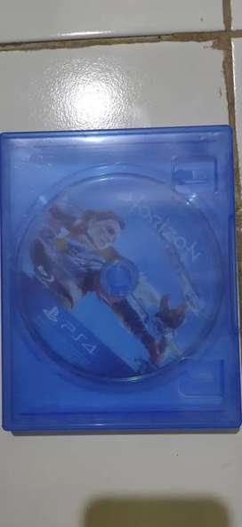 Kaset BD PS 4 Horizon Zero Down