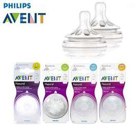 philips pack of 5 nipples
