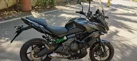 Kawasaki Versys 650 in amazing condition