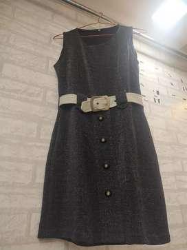 Mini Dress Satin Murah Size Small