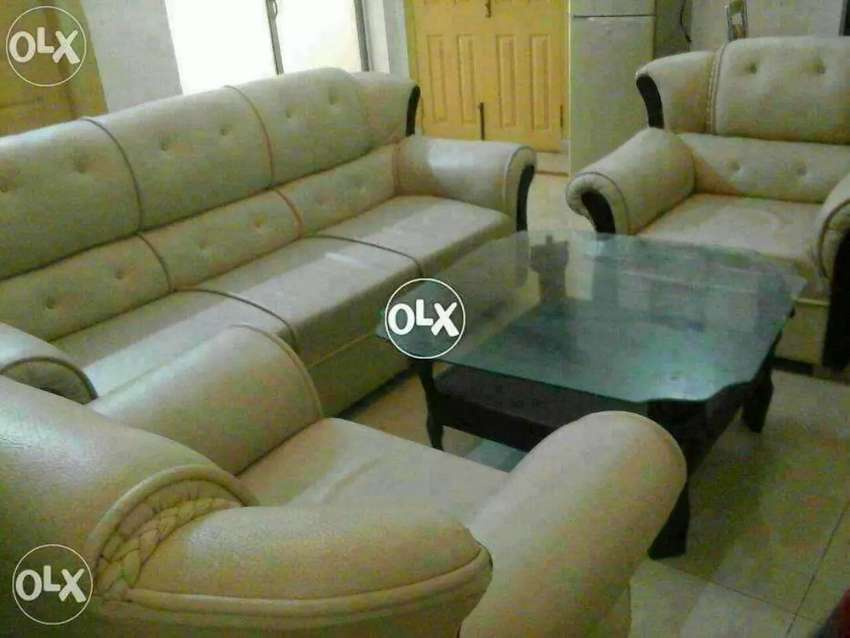Bumper sale offer 5 seater sofa sets only 14999 on MUSLIM FURNITURE 0