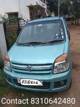 Maruti Suzuki Wagon R Duo 2009 LPG