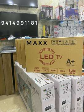 40 Android led tv 10999 /32 Android 7999 (call us or visit us)