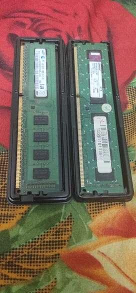 DDR3 1×1=2GB RAM