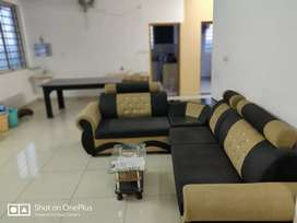 Fully furnished a/c luxury flat for rent in kollam town
