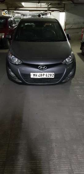 Hyundai I20 Asta 1.4 CRDI with AVN 6 Speed, 2013, Diesel