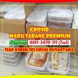 Grosir Supplier Madu Sarang Lebah TernakSurabaya Sidoarjo,