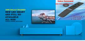 40 Inch Smart Sony Panel Voice Command Led Tv