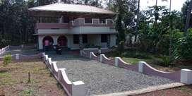 Kollam pooyappally punnakkad 82 cent sqr land 2200 sqrf house