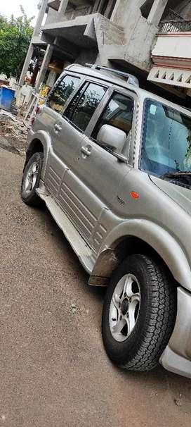 Mahindra Scorpio 2007 Diesel 200000 Km Driven