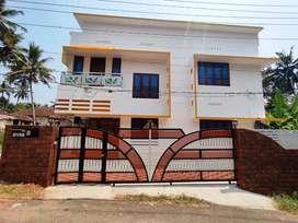 Peroorkada roadside 4 cent new house 4BHK 2 car parking