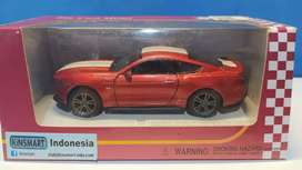Diecast Mobil 2015 Ford Mustang GT